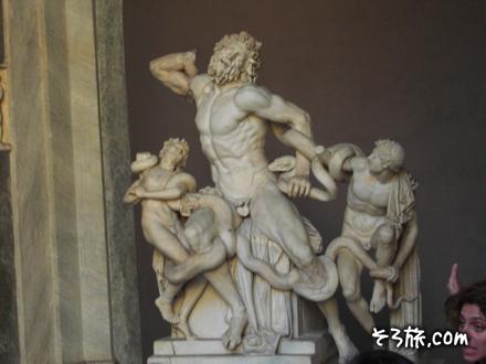 ラオコーン像