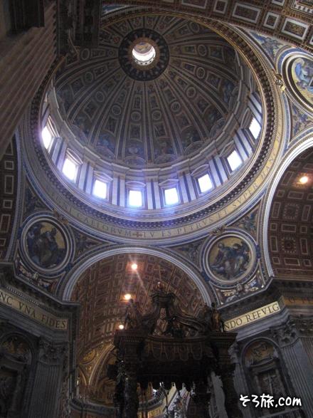 サン・ピエトロ大聖堂その1