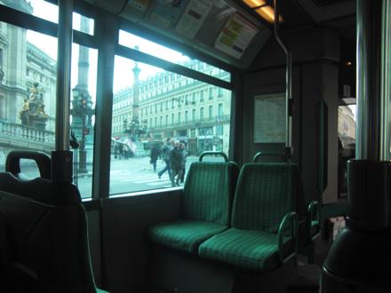 シャルル・ドゴール空港行バス