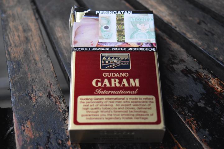 ガラムタバコ
