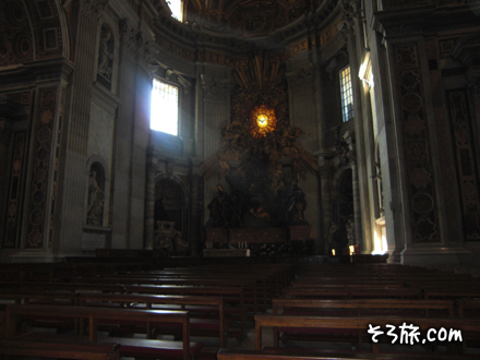 サン・ピエトロ大聖堂その2