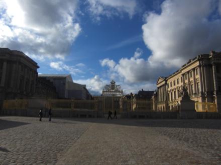 ヴェルサイユ宮殿 外観