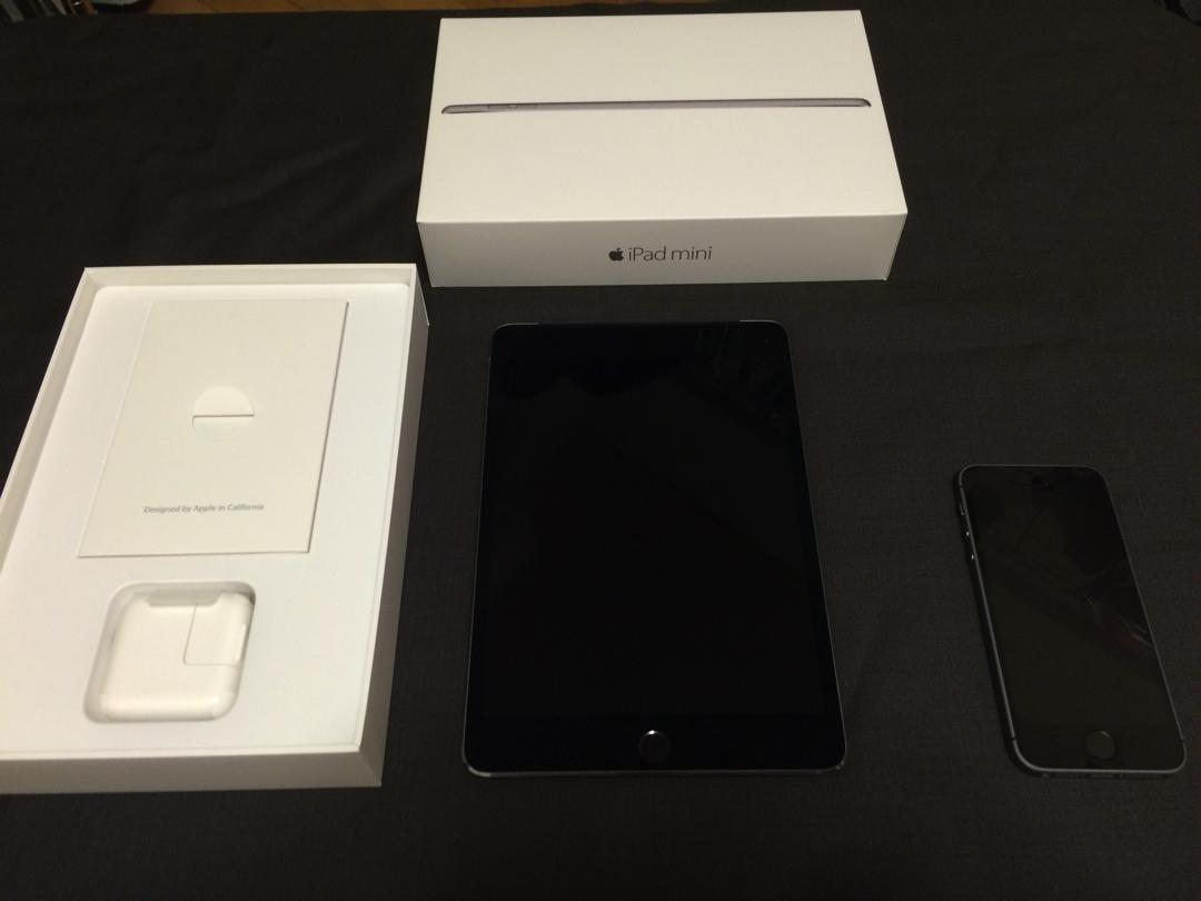 iPad mini4 中身