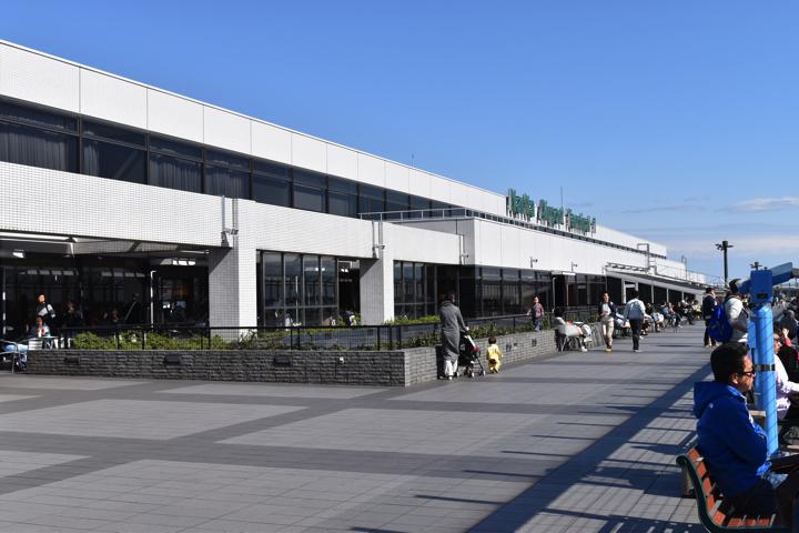 成田空港展望デッキ