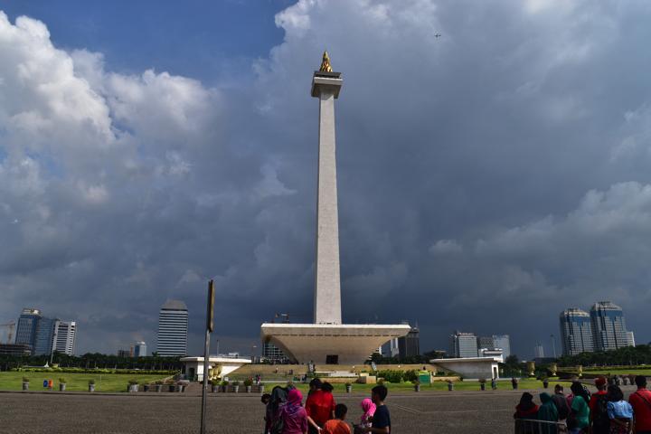インドネシア独立記念塔